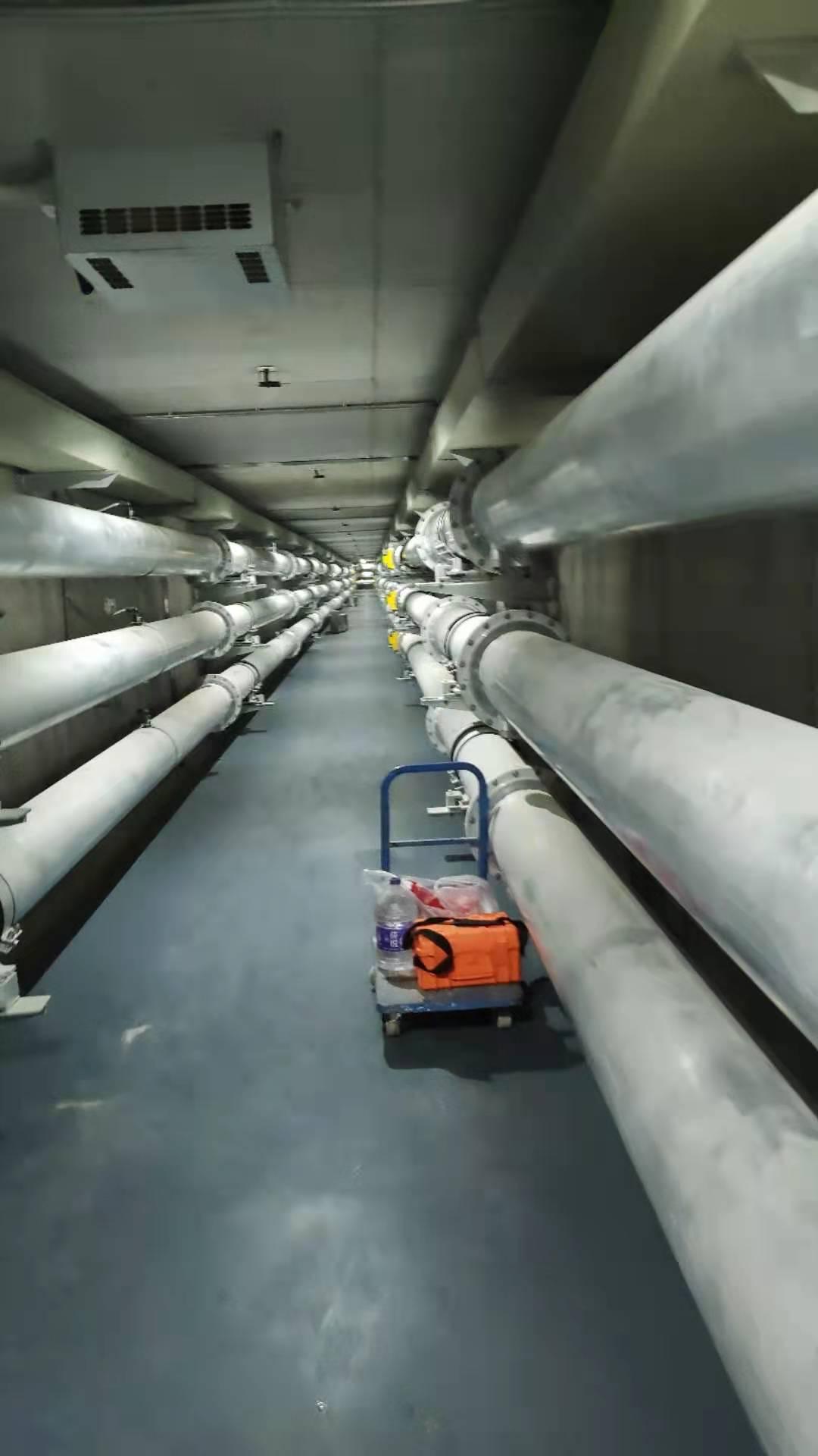 热力管道泄漏在线监测解决方案